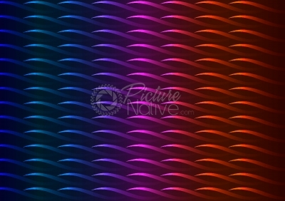 Hairly neon background
