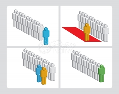 Discrimination vector concept