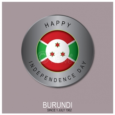 Independence day, Burundi