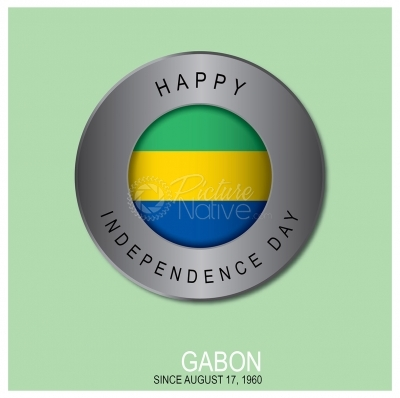 Independence day, Gabon