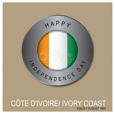 Independence day, Ivory Coast
