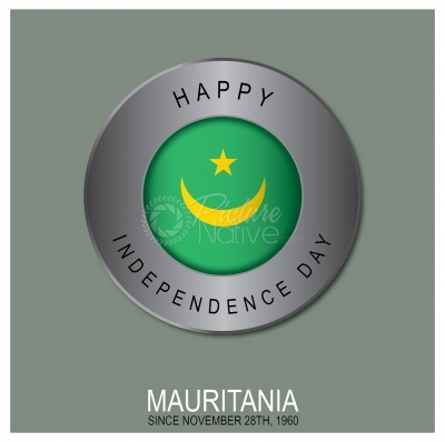 Independence day, Mauritania