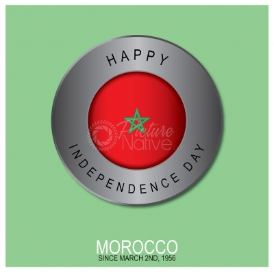 Independence day, Morocco