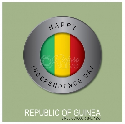 Independence day, Republic of Guinea