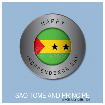 Independence day, Sao Tome and Principe