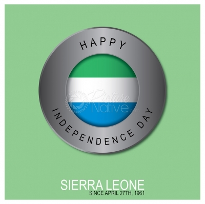 Independence day, Sierra Leone