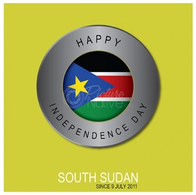 Independence day, South Sudan