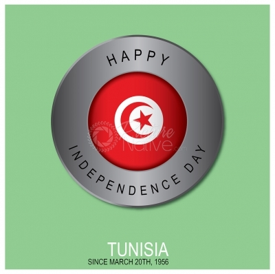 Independence day, Tunisia