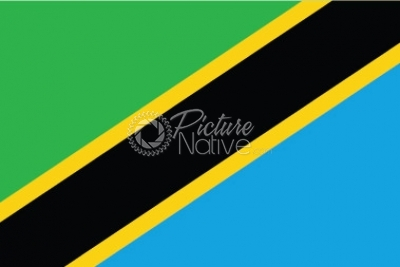 Tanzania National Flag