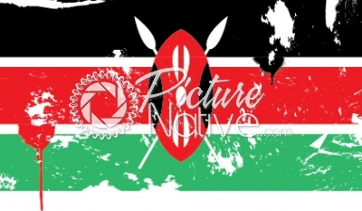 The Kenya National Flag